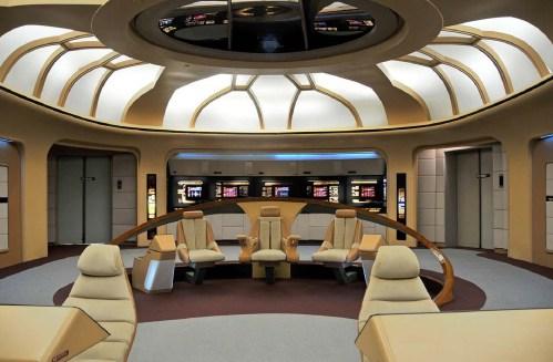 Il parco a tema su Star Trek della Paramount. Foto presa da internet